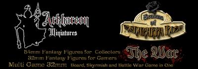 Arkhareon Miniatures: Game