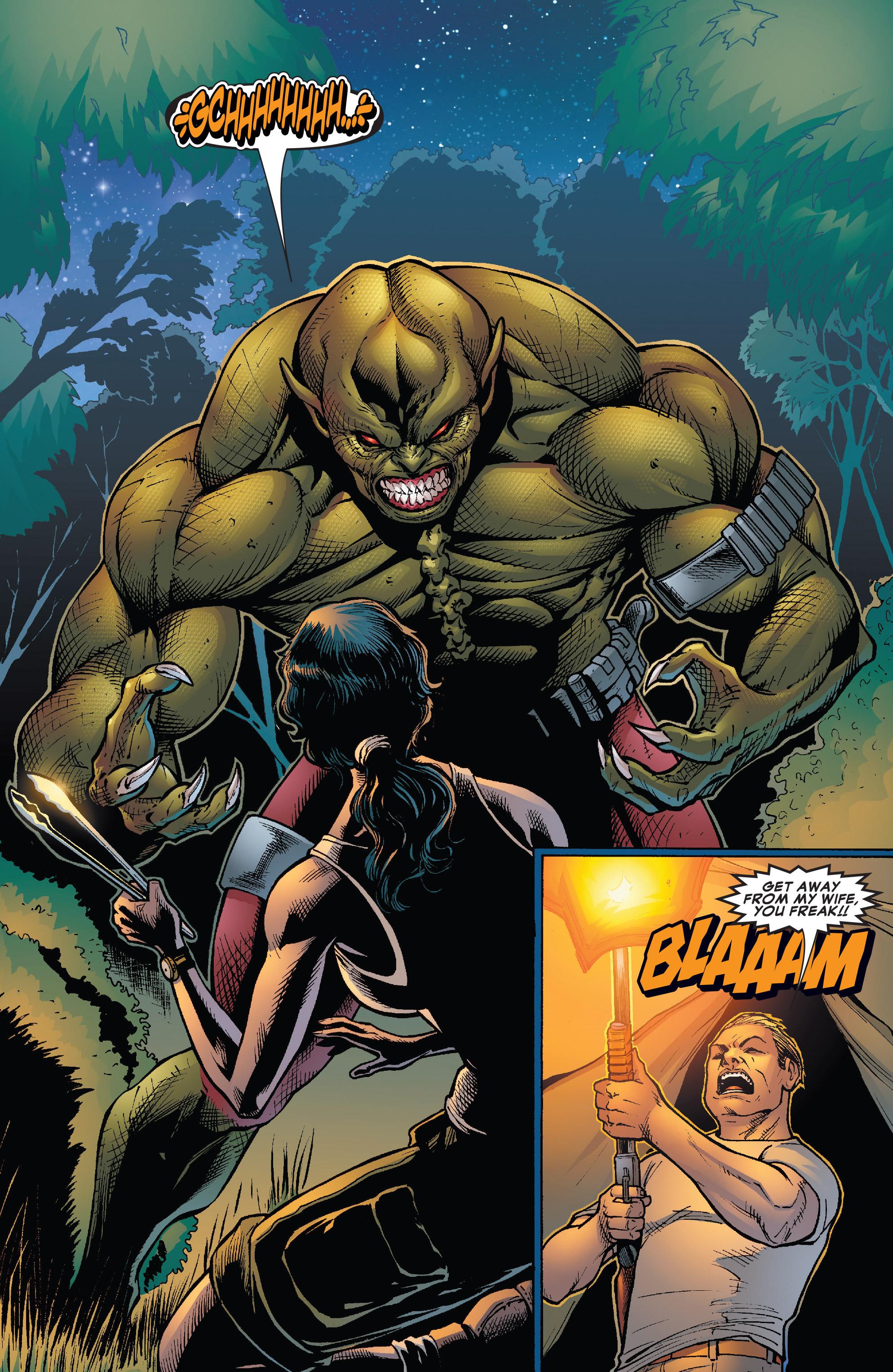 Read online She-Hulk (2005) comic -  Issue #25 - 16