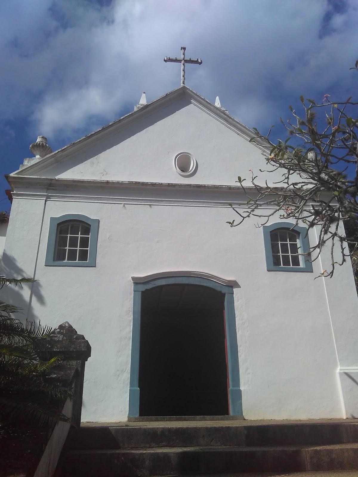 Capela do Sítio Burle Marx