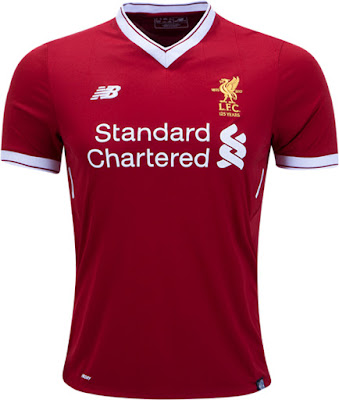 Jersey The Red Devil Liverpool Musim 2017-2018