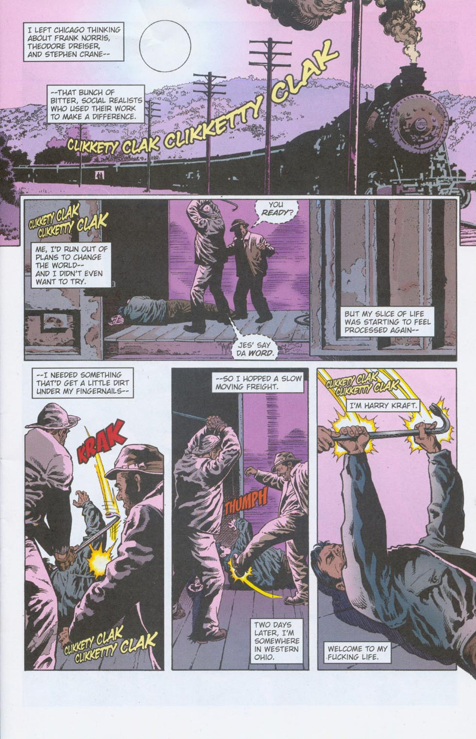 Read online American Century comic -  Issue #22 - 2