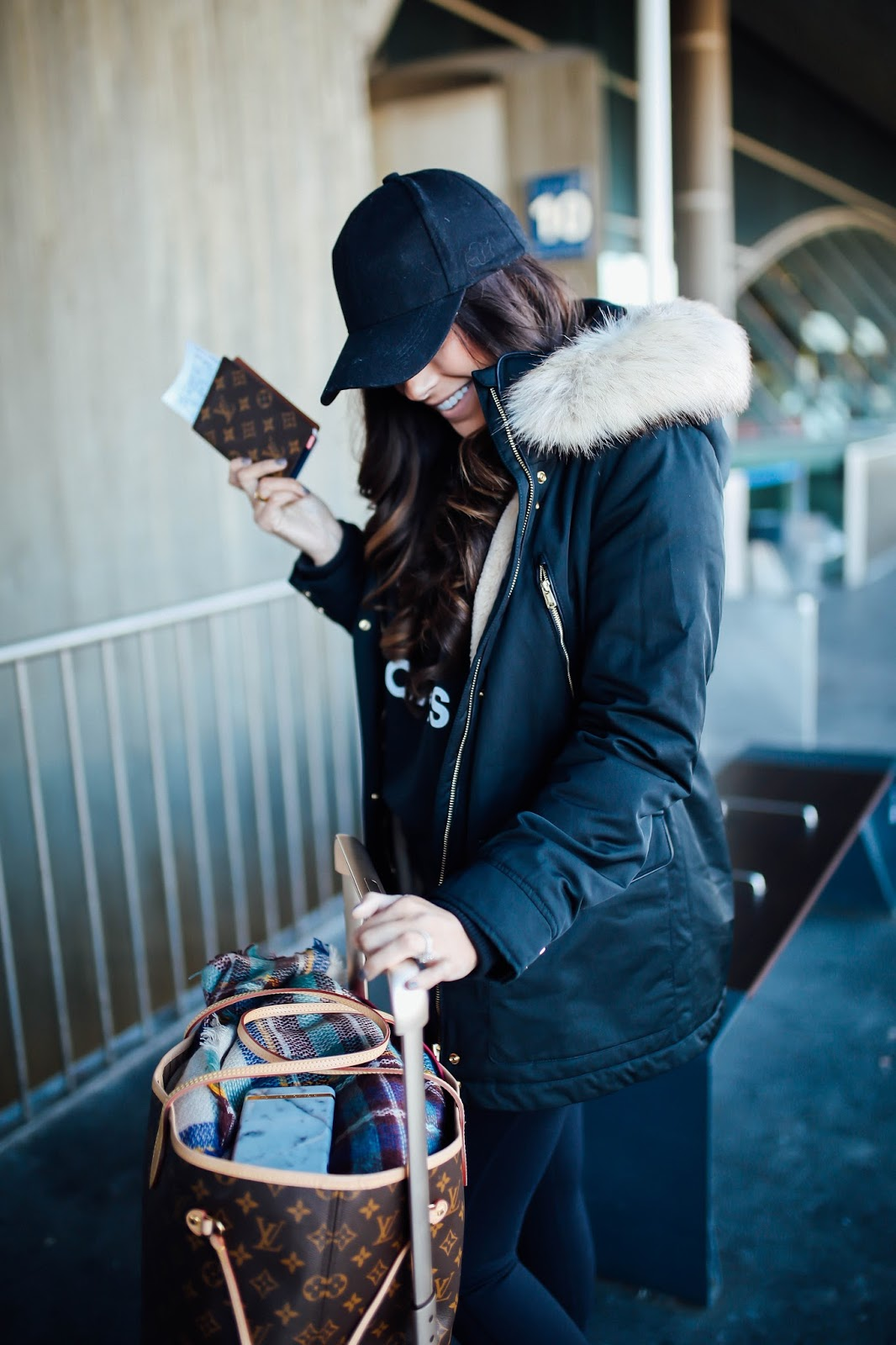 Top 10 Tips for Long Flights featured by top US travel and fashion blog, The Sweetest Thing.