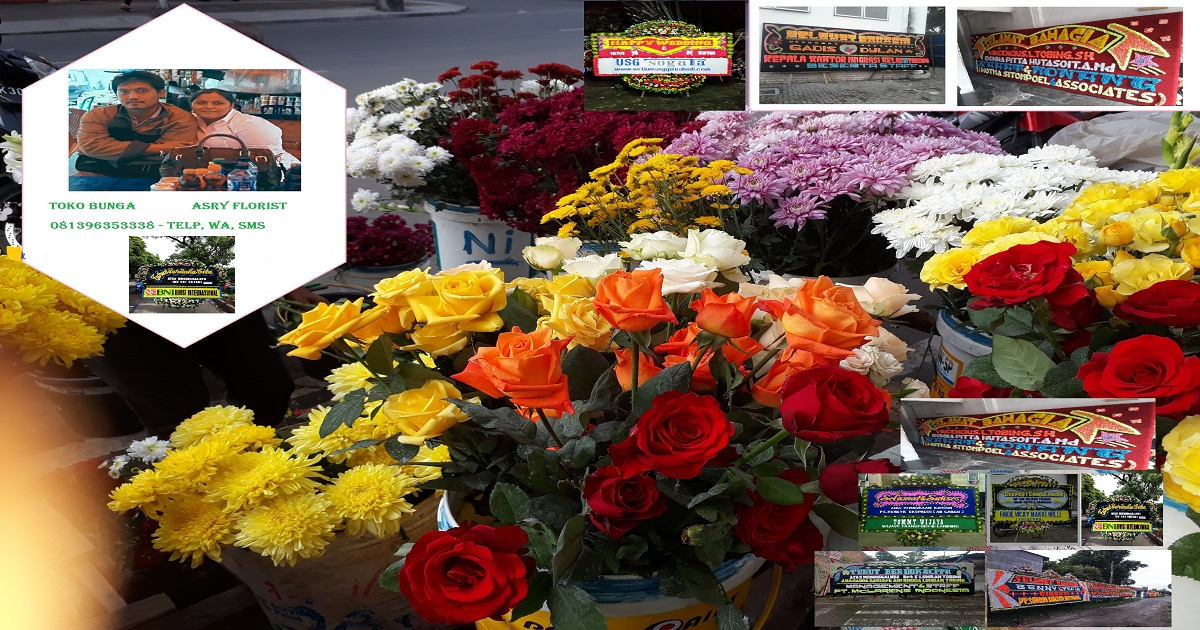 toko bunga tigabalata