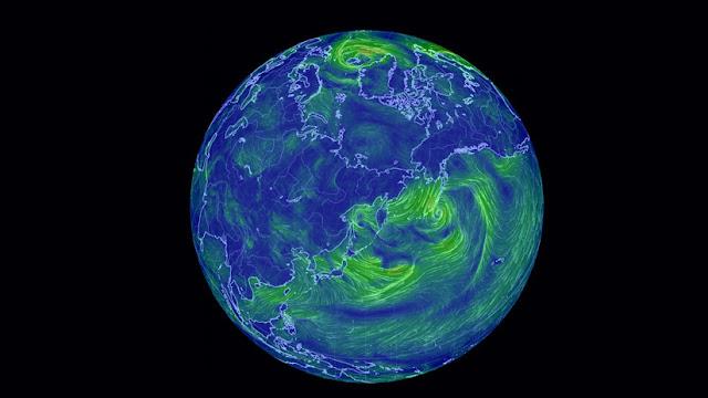 Advierten de un inminente colapso del vórtice polar del norte y estas serían las consecuencias