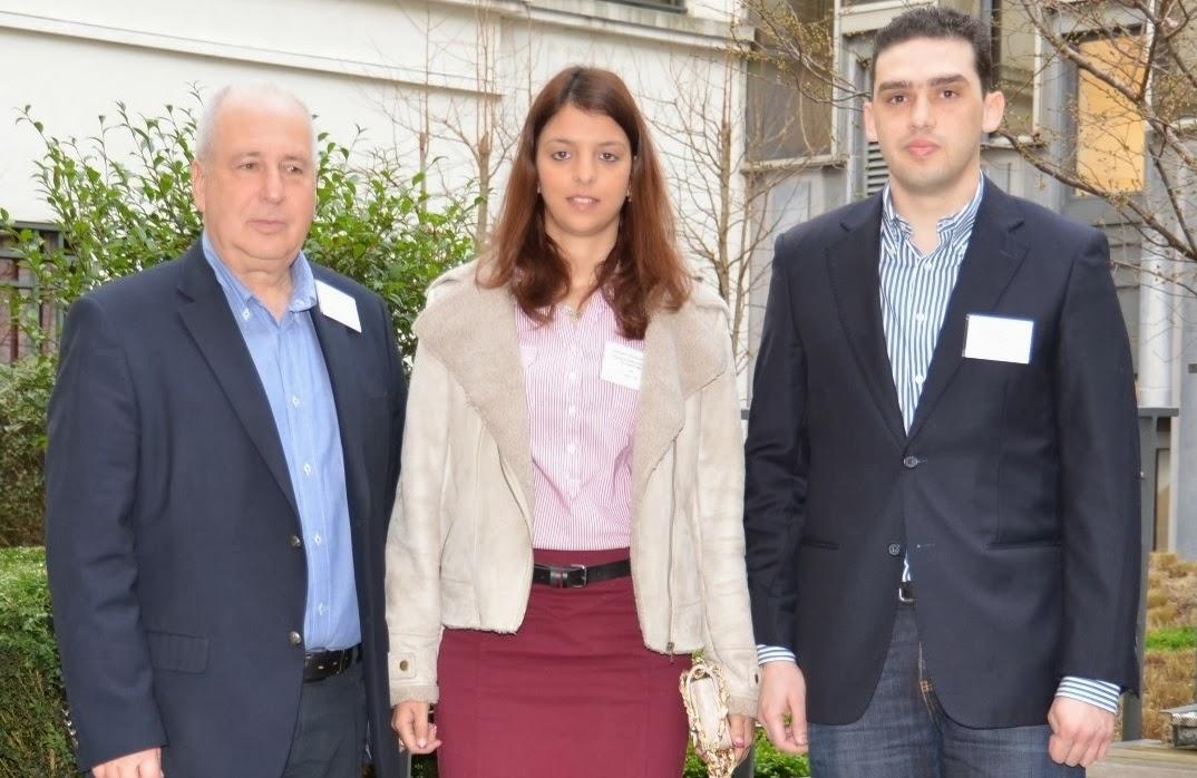 Με δυο βραβεία επέστρεψε η ομάδα του ΤΕΙ ΑΜΘ από την ετήσια συνάντηση ETAP στις Βρυξέλλες