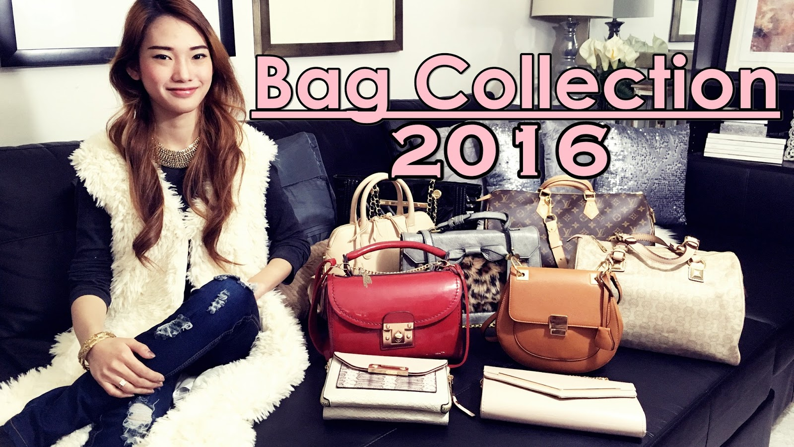Bag Collection 2016!
