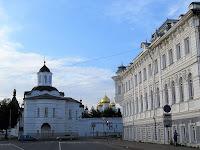 kostroma anello d'oro russia