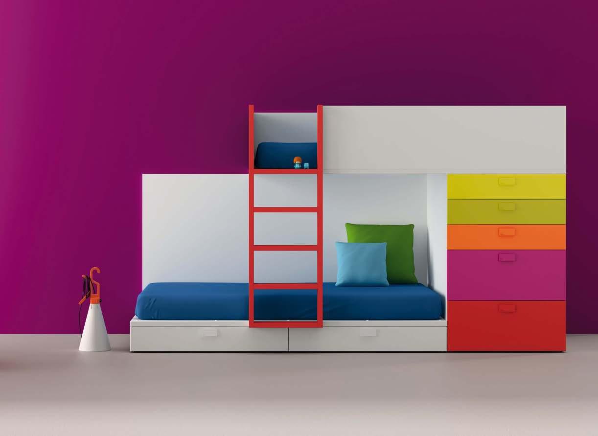 Fun Chairs For Kids Rooms Folding Chair Covers Target Camas Tren Literas Fijas