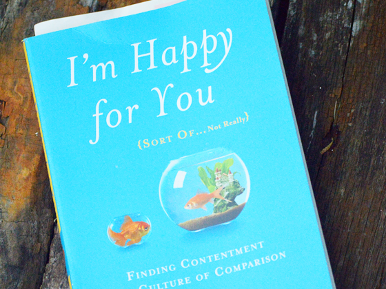 I'm Happy For You {Sort Of...Not Really}- A Book Review & Giveaway #HydrateForTheHolidays #FLYBY