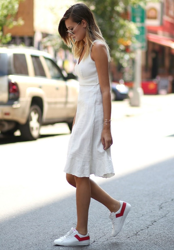 Beyaz-Sneaker