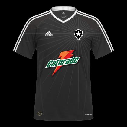 Camisas Fantasy Brasileirão Mega Clássicos Botafogo vs Vasco 181913b7ebaa8