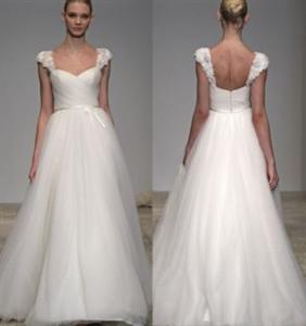 Hochzeitskleid-Trends für 2017.