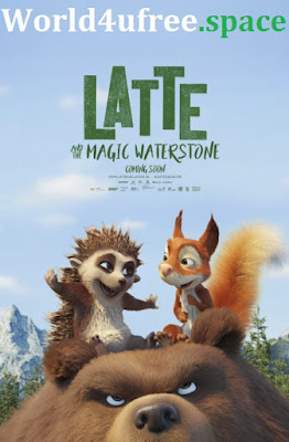 Latte And The Magic Waterstone 2019 Dual Audio WEB-DL 480p 250Mb x264