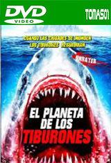 El planeta de los tiburones (2016) DVDRip