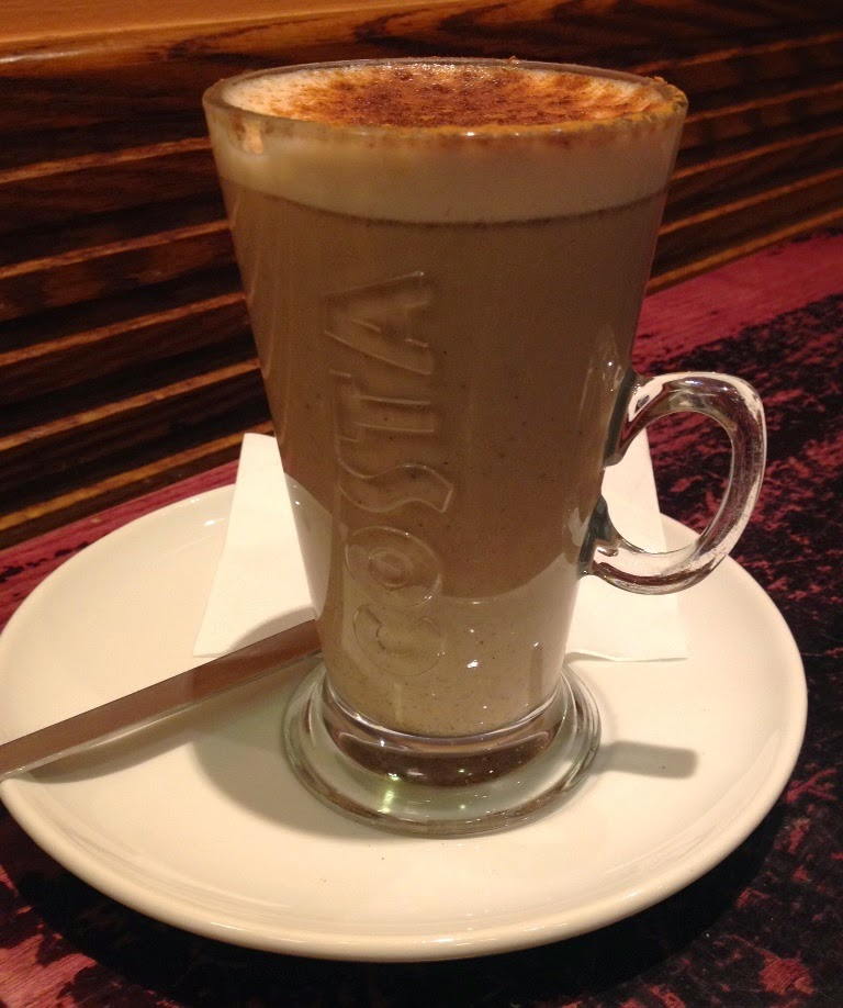 BeautySwot: The Best Chai Latte On The High Street
