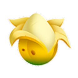 Appearance of Banana Dragon when egg