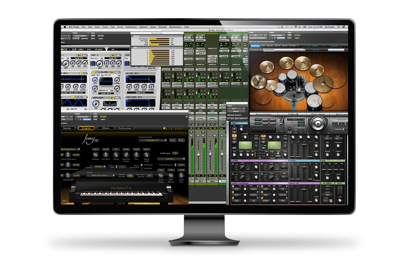 avid pro tools hd v12 5 win x64 life time crack serial key download pc software patch. Black Bedroom Furniture Sets. Home Design Ideas