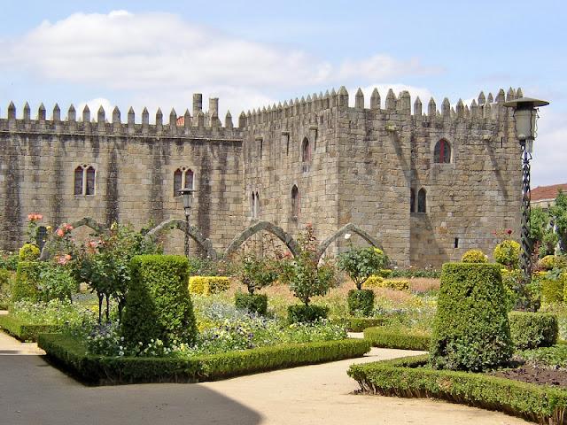 Paço Arquiepiscopal Bracarense em Braga