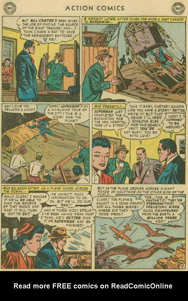 Read online Action Comics (1938) comic -  Issue #169 - 7