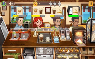 Dessert Chain: Coffee & Sweet Mod Apk v0.5.5 Unlimited All Games Android Terbaru Gratis