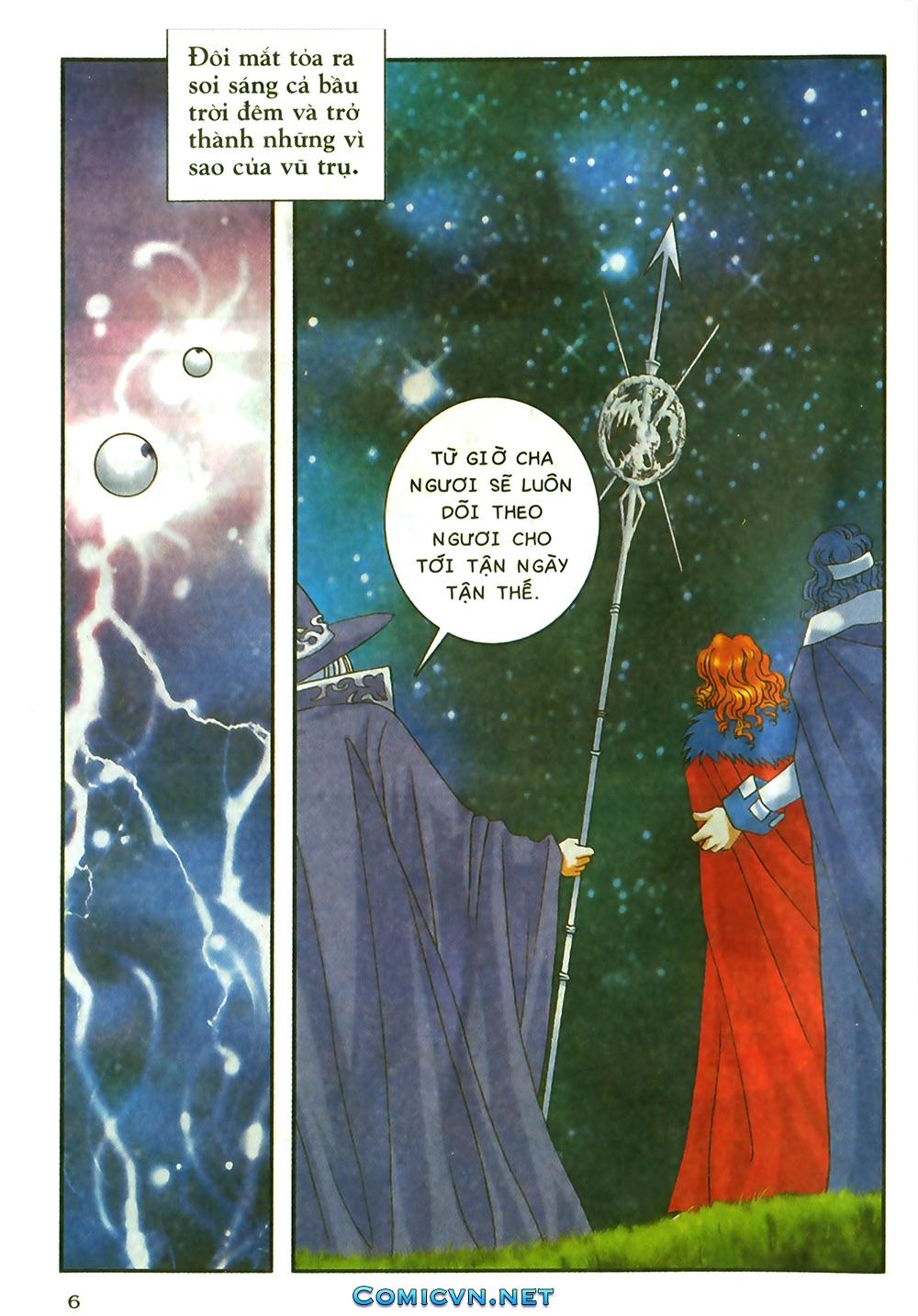 Thần thoại Bắc Âu - Chapter 18: Thần sấm sét - Pic 7