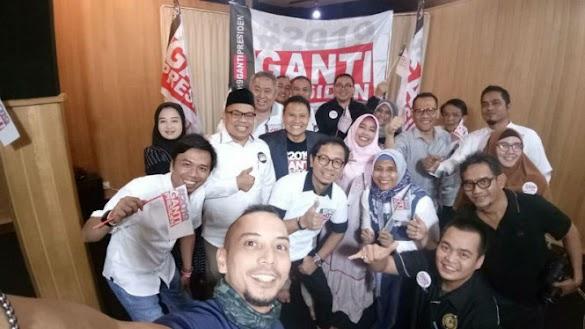 Gerindra: Oknum MUI Main Politik Larang #2019GantiPresiden