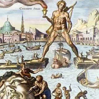 В Греции решили воссоздать статую Колосса Родосского в 5 раз больше оригинала