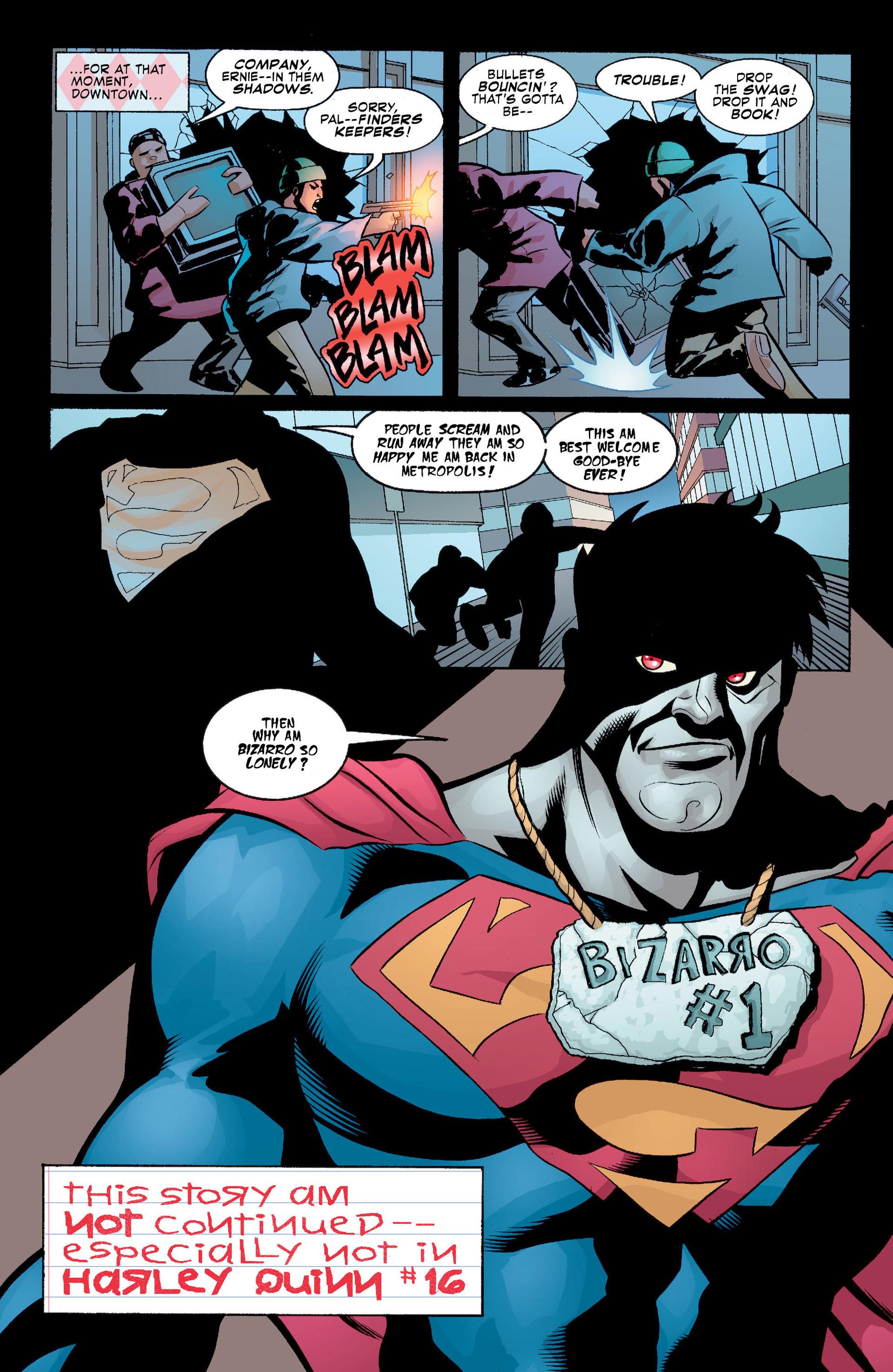 Harley Quinn (2000) Issue #15 #15 - English 23