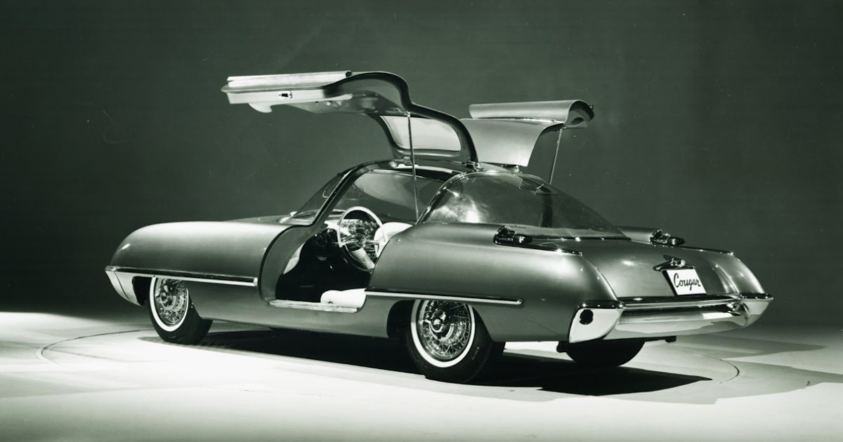 Ford Cougar Concept Car 406