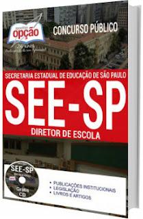 Apostila SEE-SP 2017 Diretor de Escola