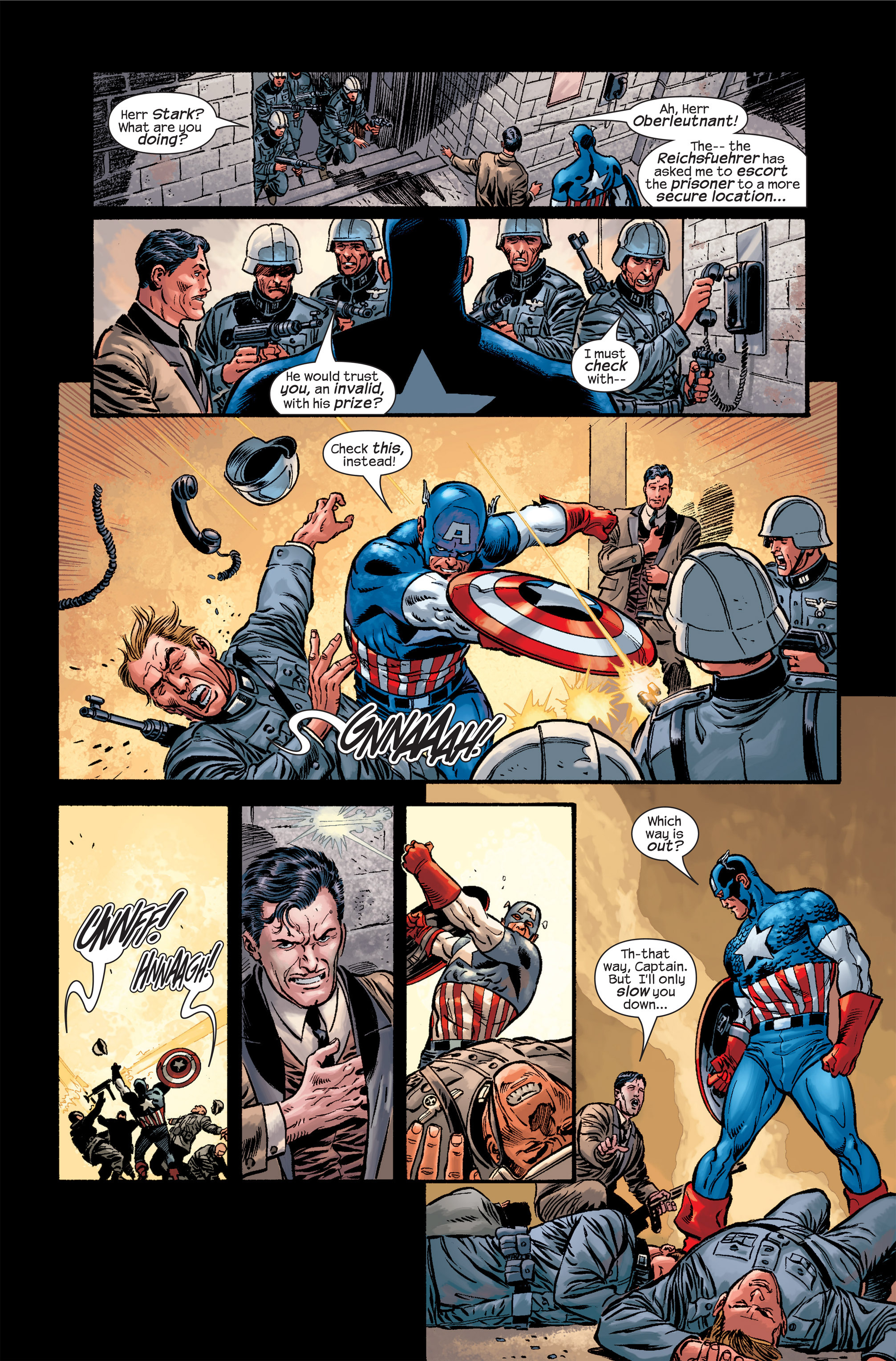 Captain America (2002) Issue #19 #20 - English 23
