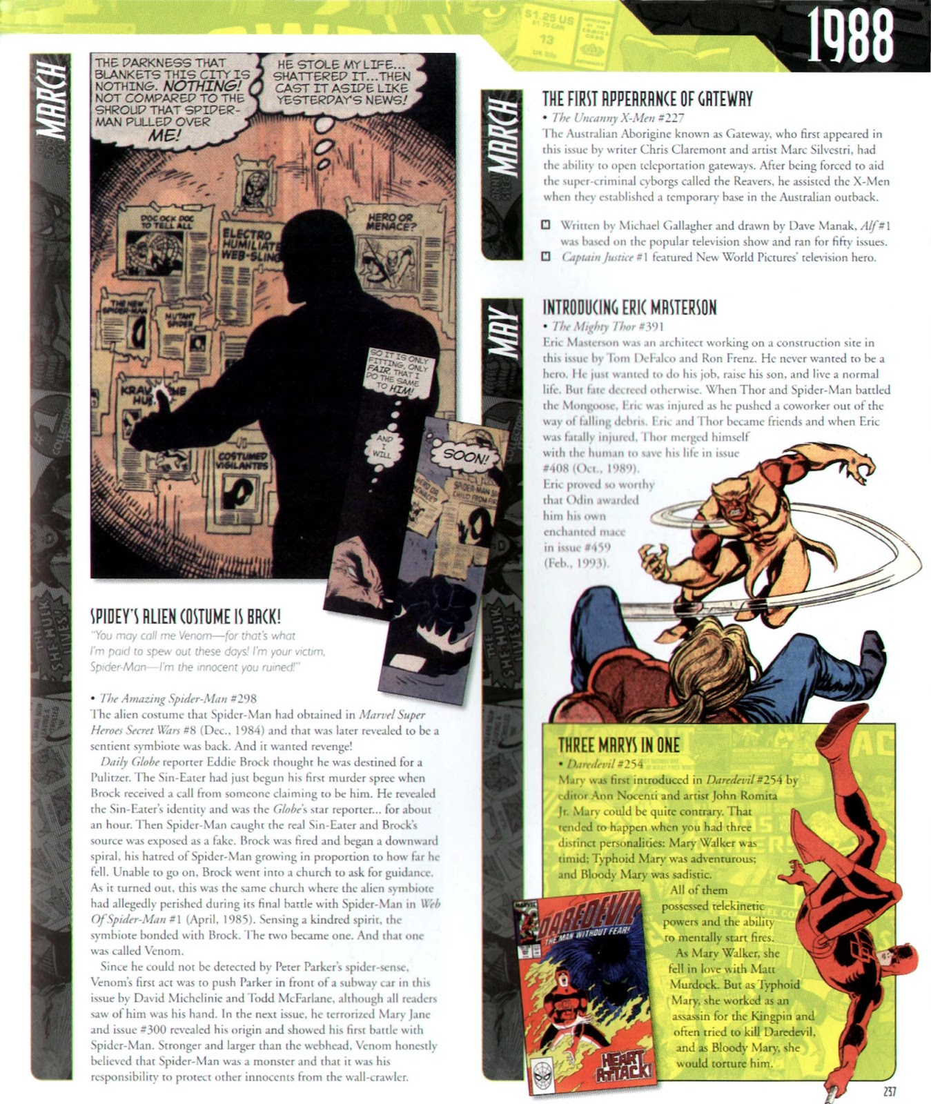 Read online Marvel Chronicle comic -  Issue # TPB (Part 3) - 30