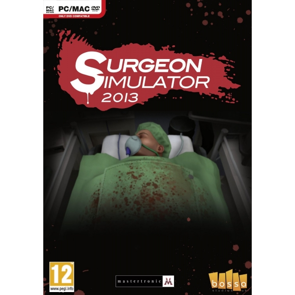 Surgeon Simulator 2013 - Surgeon Simulator 2013: Steam Edition + 2 DLC (2013) PC