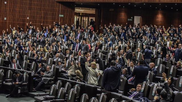 Diputados aprueban dictamen sobre Guardia Nacional