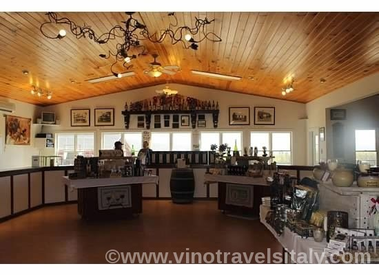 Keuka lake wineries at Hunt Country Vineyards