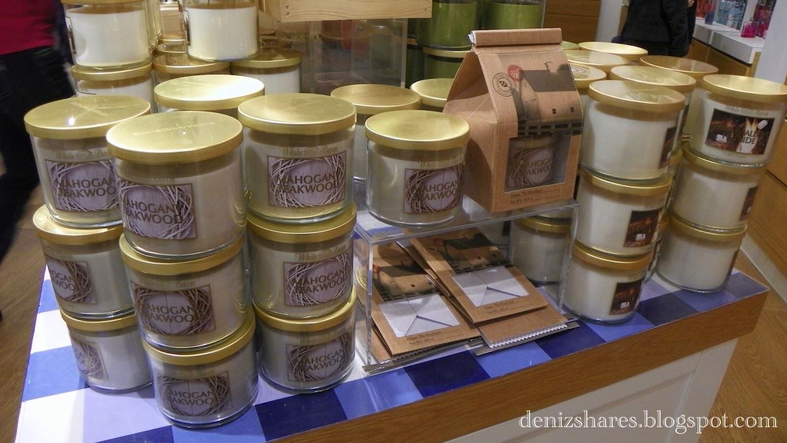 Deniz Shares Bath Amp Body Works Candle Haul Bath Amp Body