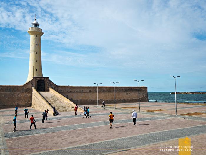Rabat Three Day Itinerary Lighthouse Rabat