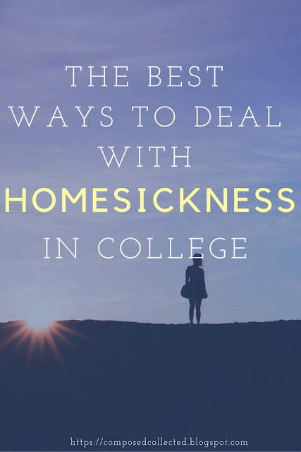 How to overcome homesickness as a freshmen in college