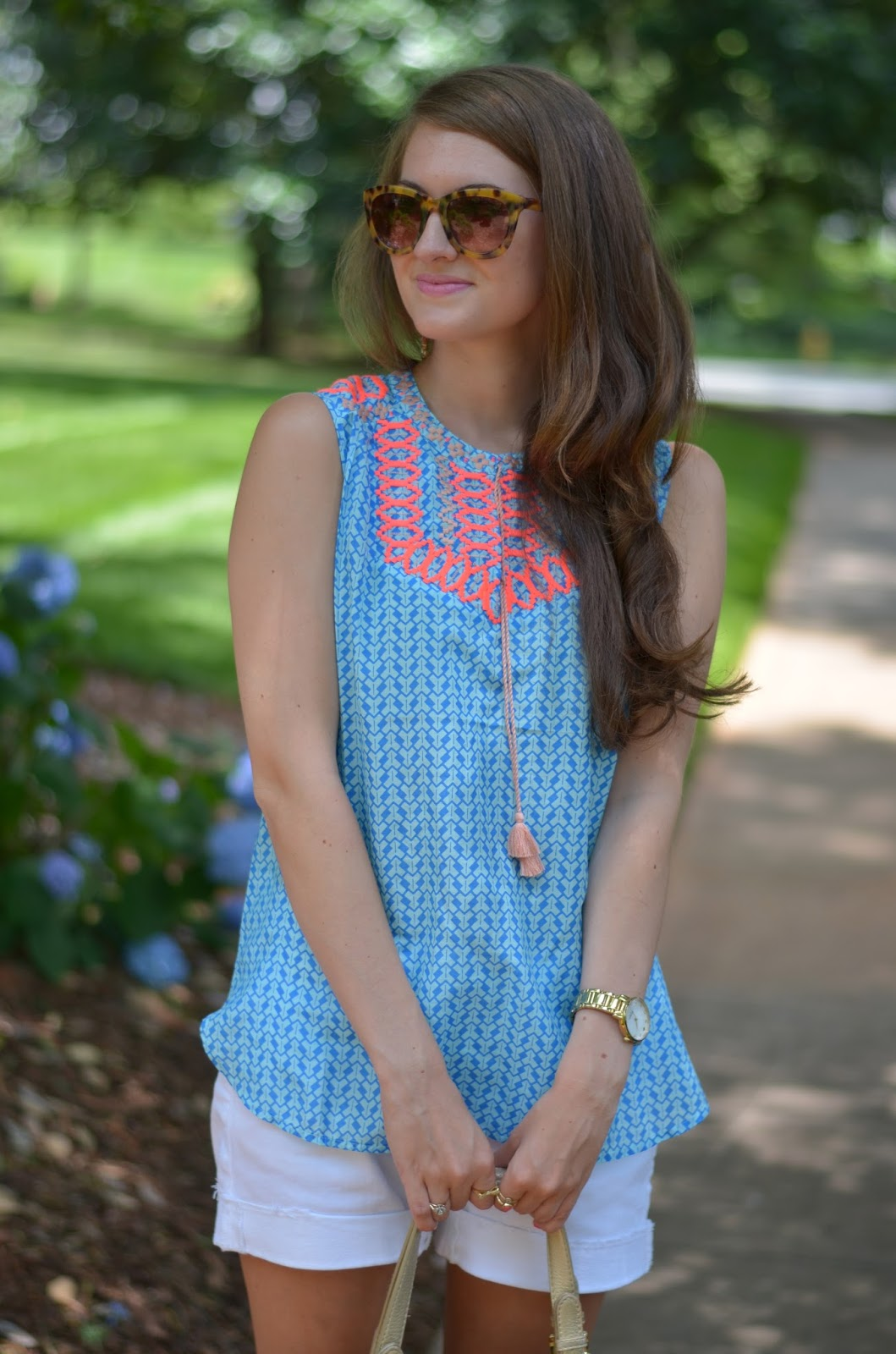Guest Blogger Caitlin from Southern Curls and Pearls