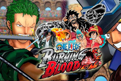How to Get Download Game One Piece Blood Burning for Computer PC or Laptop