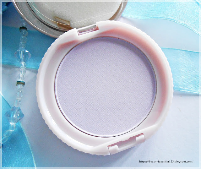 Canmake Transparent Finish Powder In Pear Lavender
