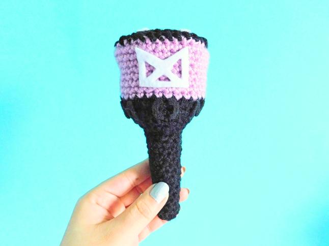 MONSTA X MONLIGHT Fan Stick Plush Giveaway