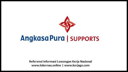 Info Kerja Terbaru PT Angkasa Pura Support (Lulusan D3/S1)