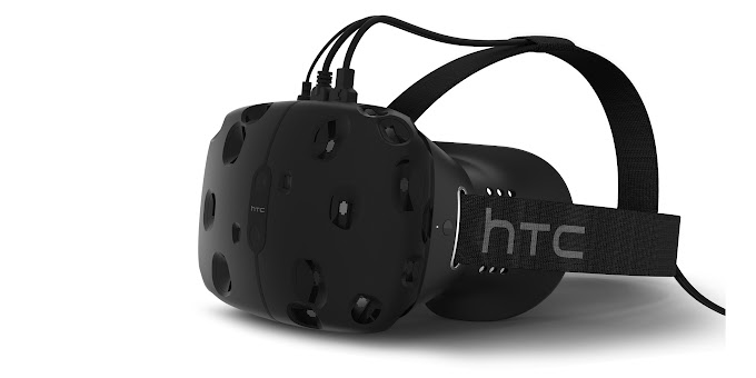 HTC Re Vive officially announced, a vitual reality headset jointly developed by HTC and Valve