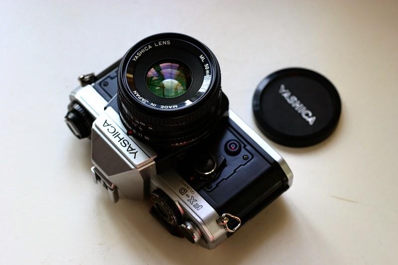 Yashica FX-D Quartz | Pan's Film Cameras