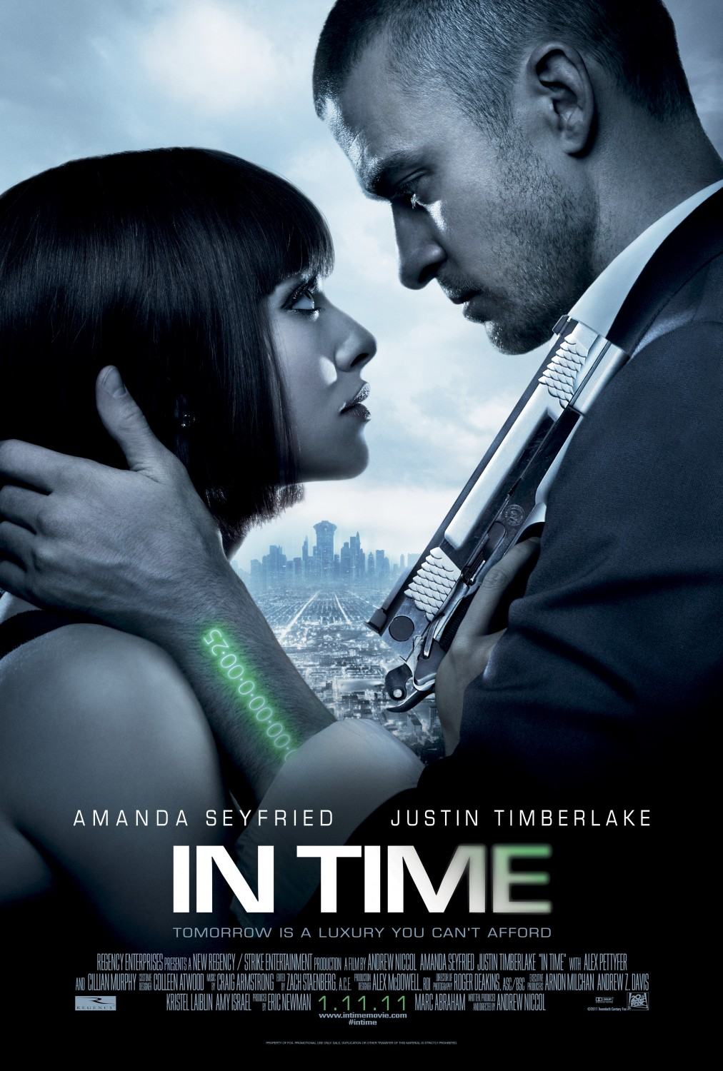 Nonton Film In Time (2011)