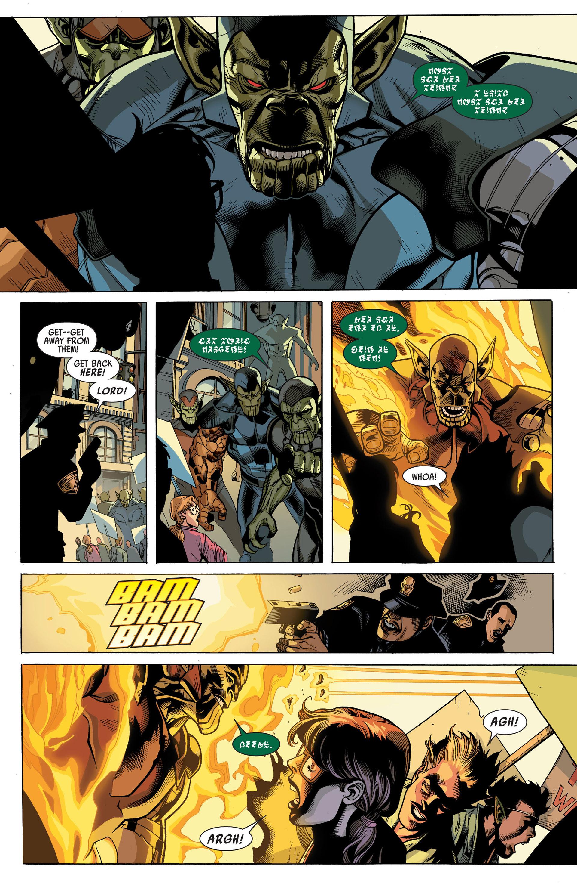 Read online Secret Invasion comic -  Issue #6 - 13