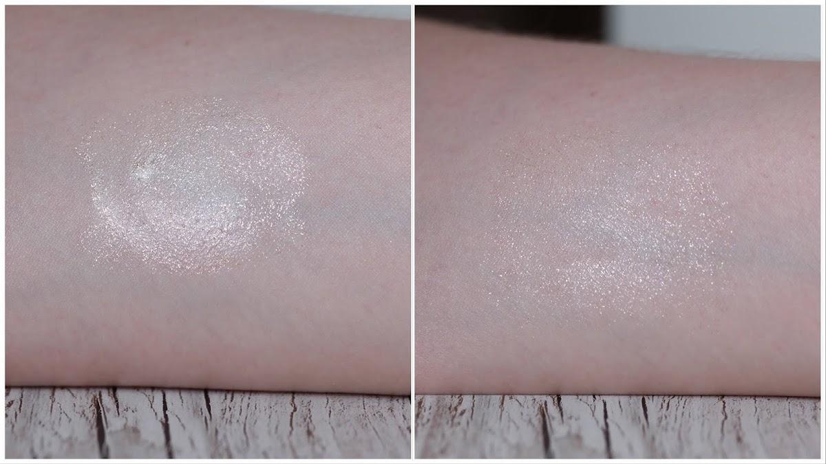 Shimmer Drops Gold Glitz