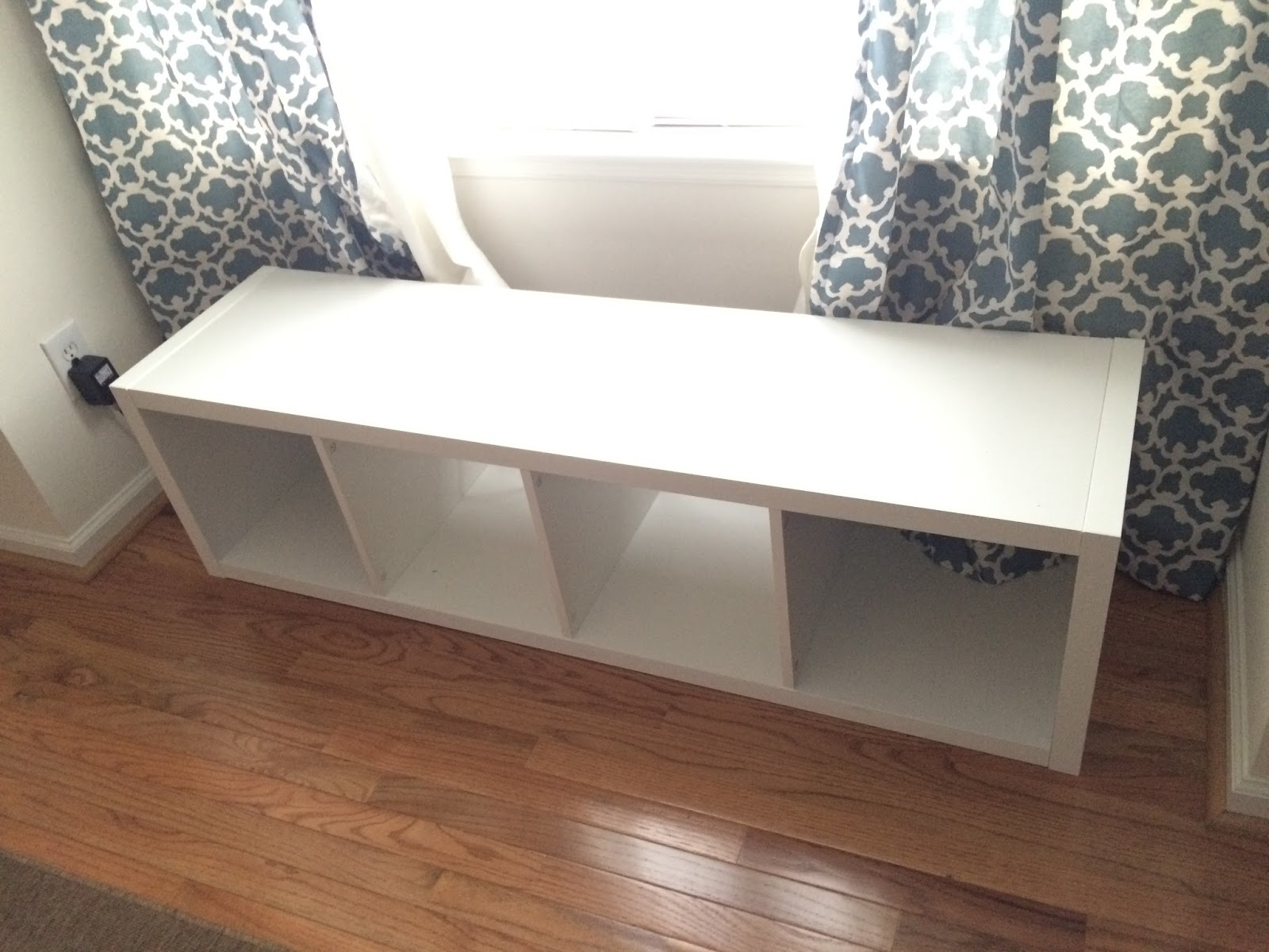 The Adorable Mess Diy Ikea Kallax Storage Bench