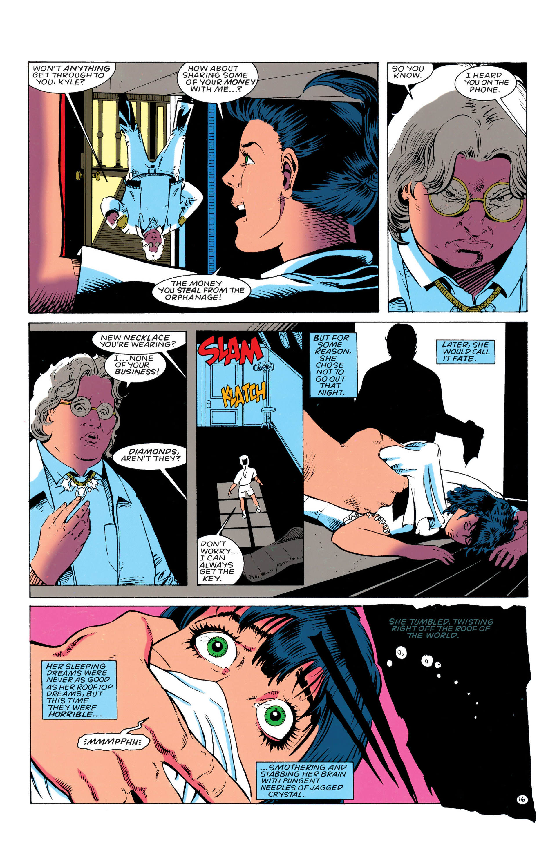 Catwoman (1993) Issue #0 #5 - English 17